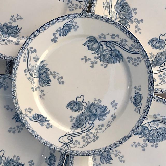 Assiettes plates Royat