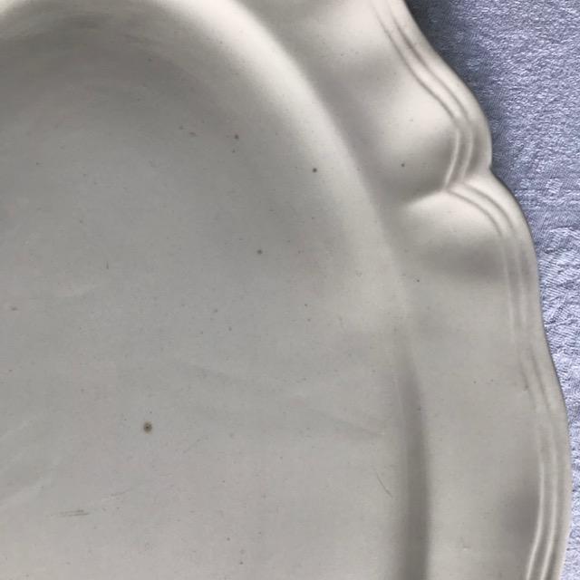 Plat ovale Sarreguemines
