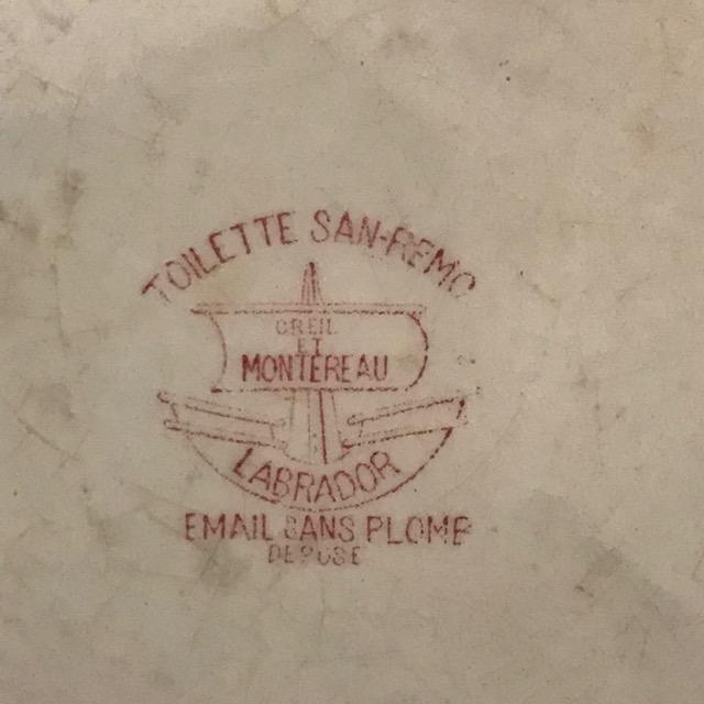 Grande vasque San Remo rose