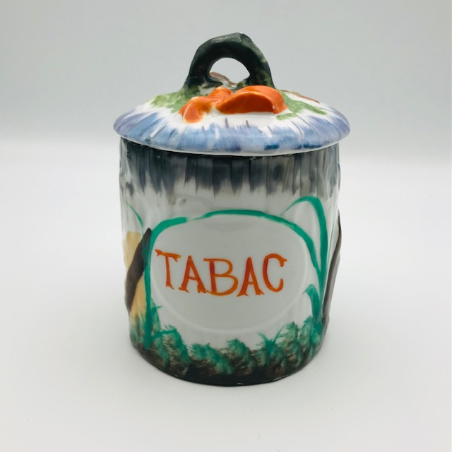 Pot à tabac