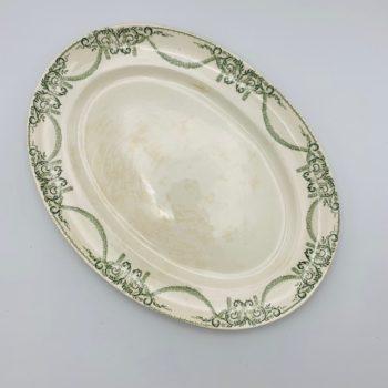 Plat ovale Napoléon