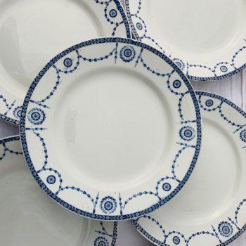 Assiettes plates Bonaparte