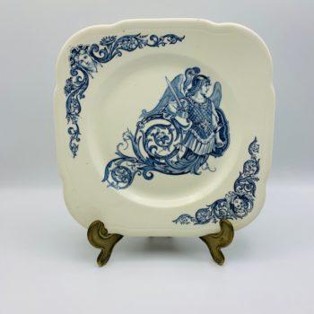 Assiettes plates Renaissance