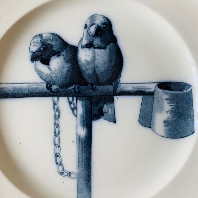 Assiette Canova / Emile Bourgeois
