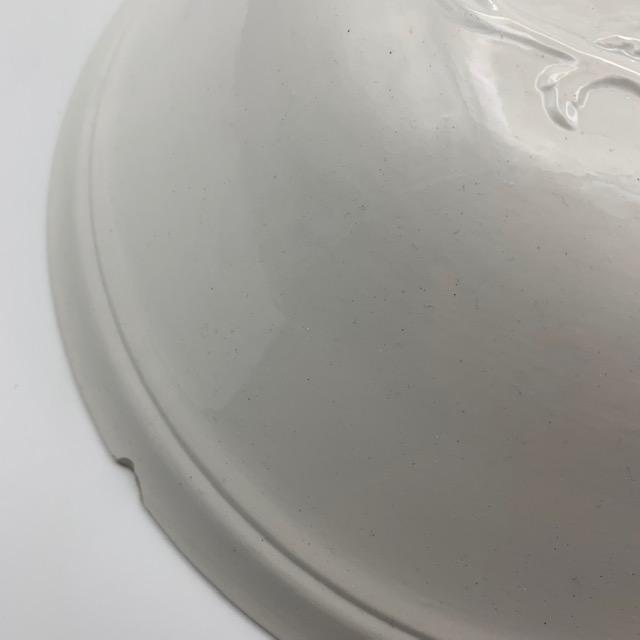 Grande soupière blanche