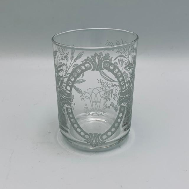 Carafe individuelle et son verre