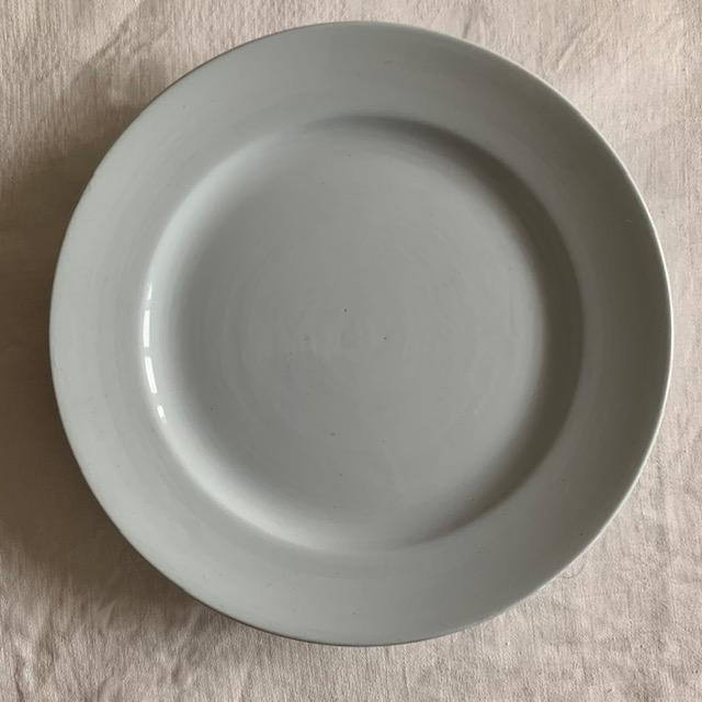 Assiette montée Sarreguemines