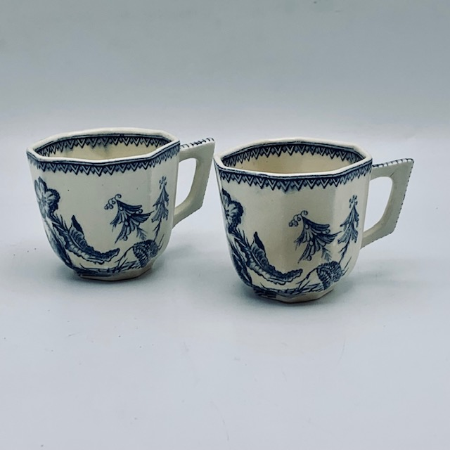 Deux tasses Indiana